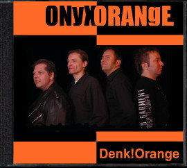 "CD ""Denk!Orange"" von OnyxOrange"